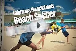 Brighton & Hove Primary Schools Beach Soccer World Cup 2010