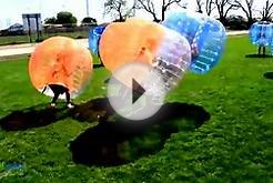 Bubble Soccer in Elk Grove - CVBS