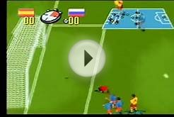 Champions World Class Soccer (SNES) Gameplay 1/2