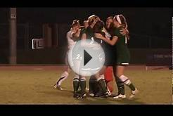 Charlotte 49ers Womens Soccer Goals vs. North Florida