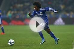 Chelsea Soccer Star Willian Picks His Dream Five-A-Side
