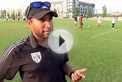 Chris Arnold Post-Season Interview Alexandria Soccer