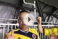 Colombia vs. El Salvador soccer game recap with Juan!