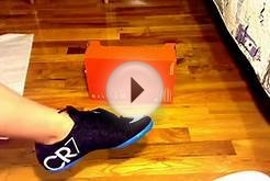 CR7 Indoor Soccer shoes Review