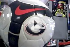 Custom Nike Soccer Ball