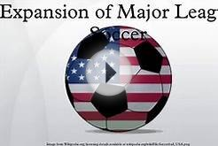 Expansion of Major League Soccer