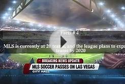 Expansion of Major League Soccer Top # 6 Facts