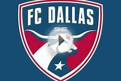 FC Dallas Soccer Team Framed Photo Great For Any Sports Fan
