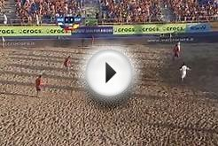 FIFA Beach Soccer World Cup 2011 Qualifier Highlights