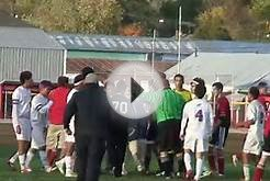 Fight During High School Soccer Regional Championship