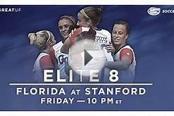 Florida Soccer: NCAA Elite 8 Hype