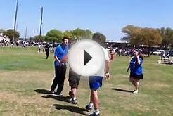 Garland Soccer Association U7G Drama Fight-Parent-