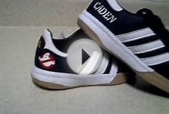 Ghostbusters Samba Custom Shoes for Kids