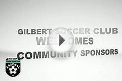 Gilbert Soccer Club Promo Video