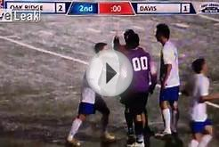 High School Soccer Players Accost Referee in Championship
