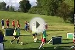 High School Soccer Prep Camp