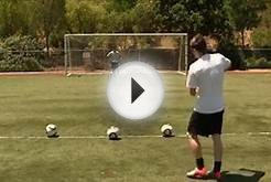 How To Bend A Soccer Ball Like A Professional