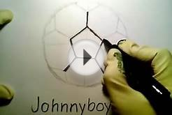 How To Draw A Soccer Ball como dibujar una pelota de