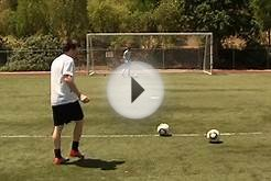 How To Kick A Soccer Ball - 3 Soccer Kicks You Must Know