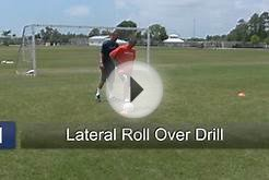 How to Roll Over a Soccer Ball when Dribbling : Soccer Tips