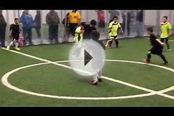 INDOOR SOCCER ZONE nuevos guerreros vs garland heat 10- 8