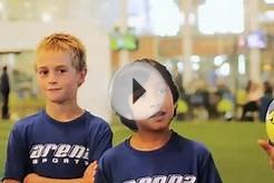 Indoor Youth Soccer Leagues at Arena Sports