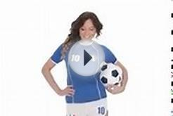 ITALY SOCCER PLAYER COSTUME - Karnival Costumes TV