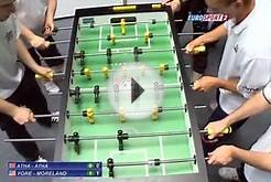 ITSF World Cup of Table-Soccer/ Finale Mens Double