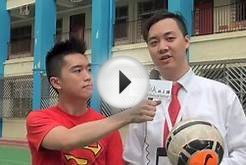 JCI Dragon Asian Cup Blind Soccer match 籌委會主席
