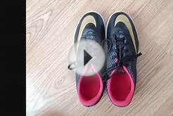 JR Nike MercurialX Pro IC Indoor Soccer Shoes