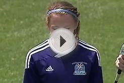 Kiara Simpson USA Cup 2013 Soccer Highlights