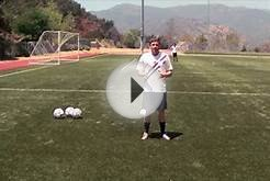 Learn To Cross A Soccer Ball Like A Professional