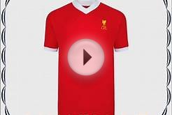 Liverpool 1978 Home Shirt Extra Large Retro Soccer Jersey