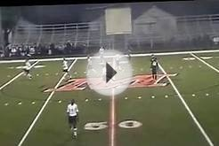 Malvern Arkansas High School Soccer Bicycle Kick