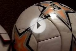 Match soccer ball collection