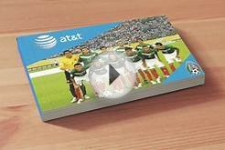 Mexican World Cup Soccer Team - Custom Flip Books by Flippies