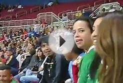 Mexico VS US womens soccer team