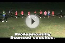 Mini-Soccer League of Orange County - Soccer Development Video