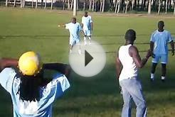 Minnesota Mandingo Association Soccer Game