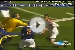 Minnesota Soccer Brawl High School Team Fight After Game