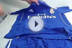 NEW ! 2013 2014 Adidas Real Madrid Fly Emirates Home