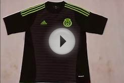 New Mexico Home Soccer Jersey For Copa America 2015 2016