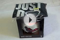 Nike INCYTE Soccer Ball Unboxing! [HD]
