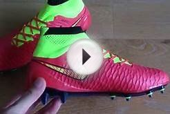 Nike Magista Obra FG Firm Ground Soccer Cleats red