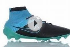 NIKE Mens Magista Obra Leather FG Firm Ground Soccer Cleats