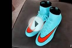 NIKE Mercurial SuperFly 4 Unboxing Soccer Shoes Football
