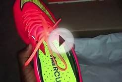 Nike Mercurial Vapor X (10) FG Soccer Cleat Unboxing