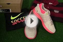 Nike NSW Lunar Gato Indoor Soccer Shoes - Grey Video