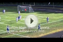 Norton High School Soccer: Ashland Clockers vs. Norton Lancers