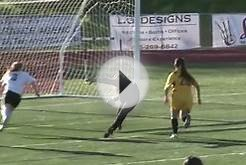 Novato High School Girls Varsity Soccer Team versus